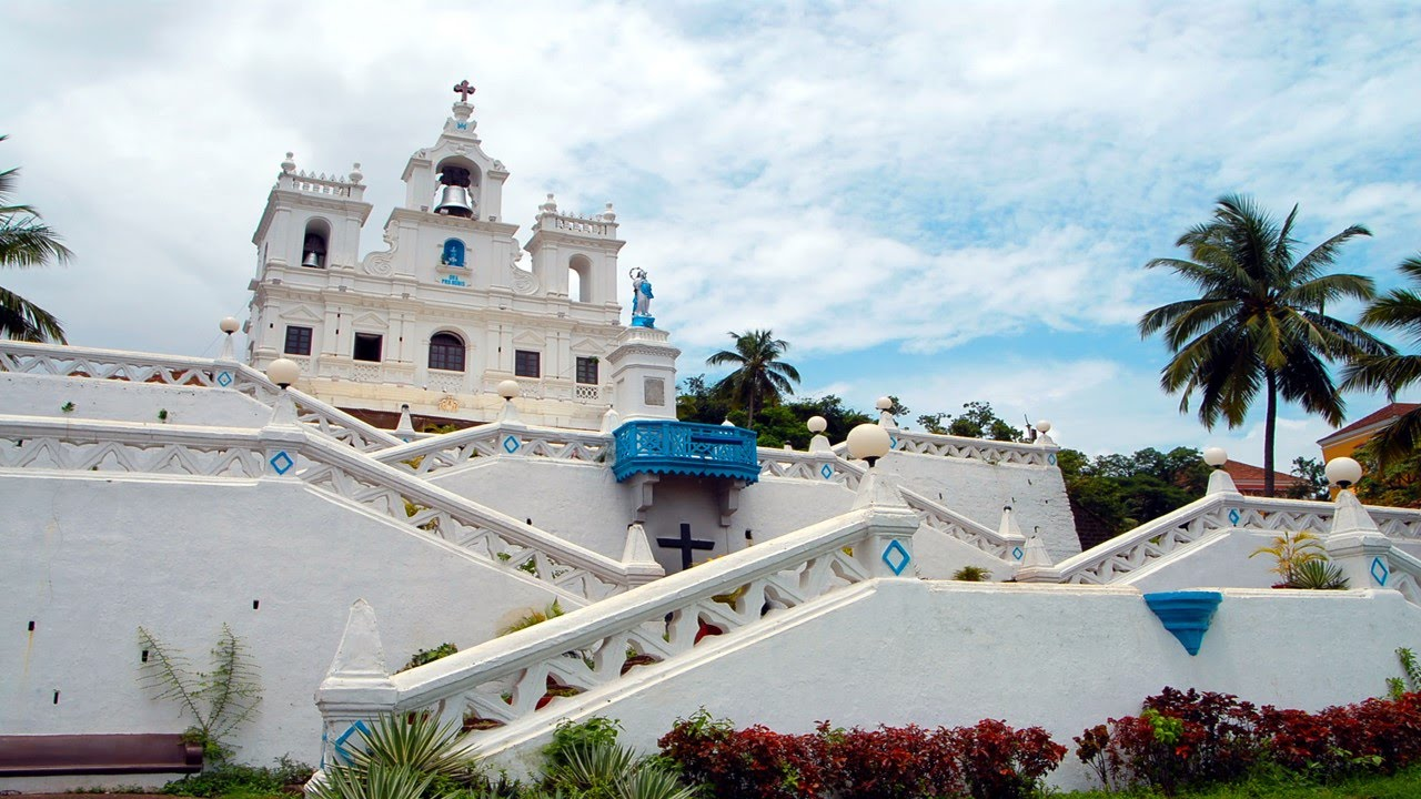 16.immaculate conception church and reis magos fort