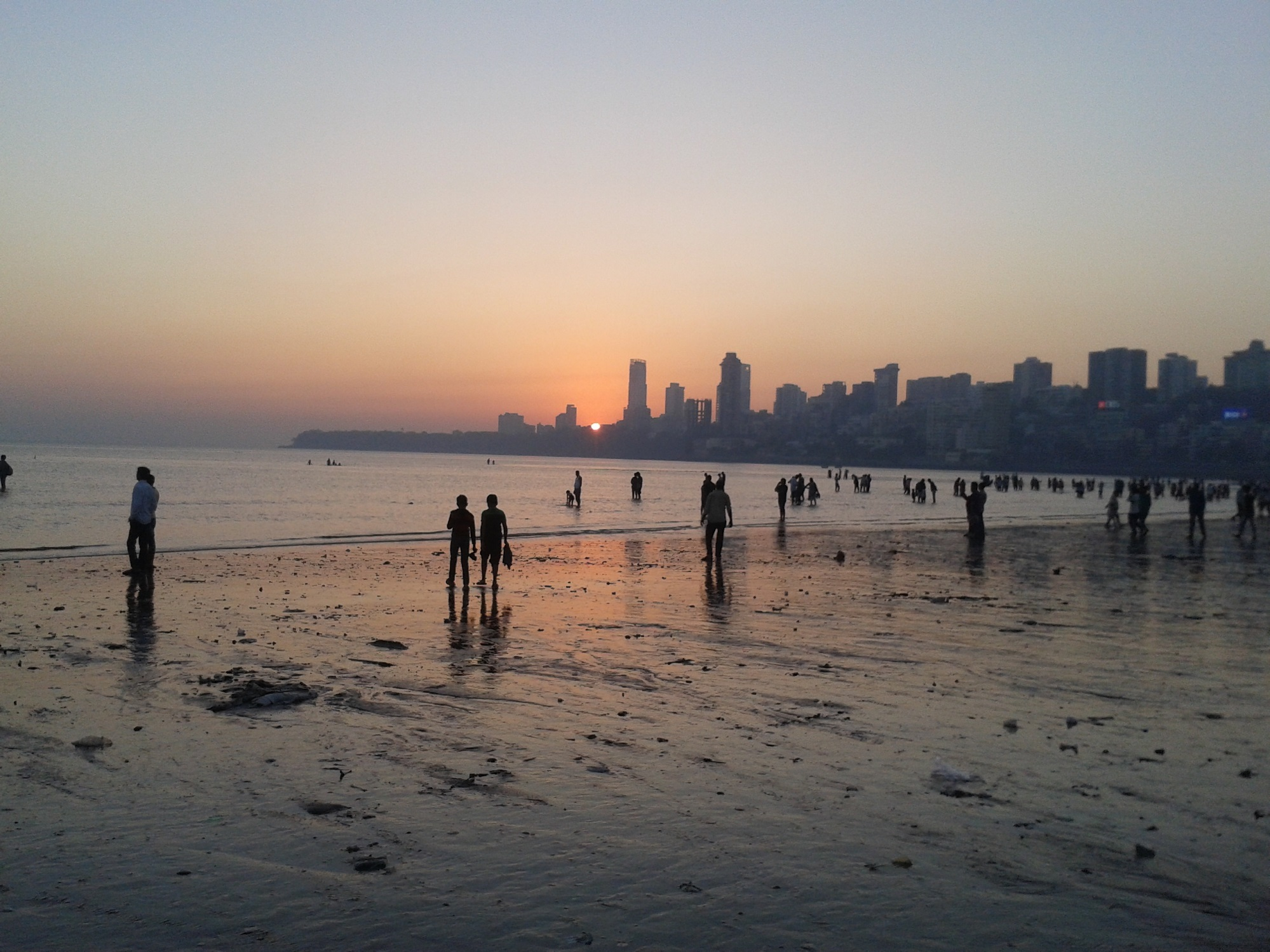 Girgaon Beach