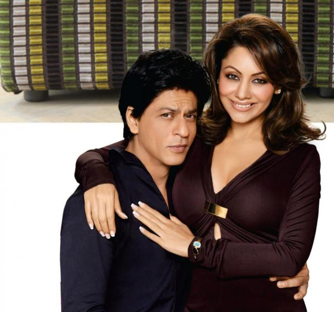 sharukh and gauri couple-stayreading