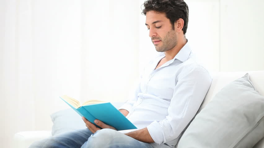 man read book-stayreading