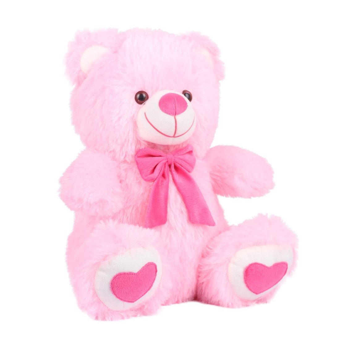 baby pink teddy-stayreading