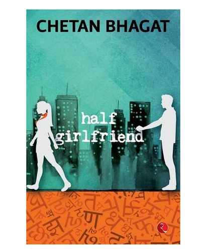 Half Girlfriend book-stayreading