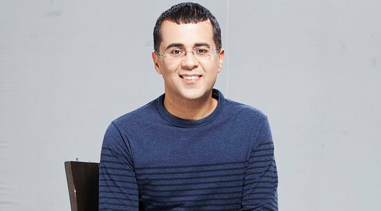 great writer chetan bhagat-stayreading