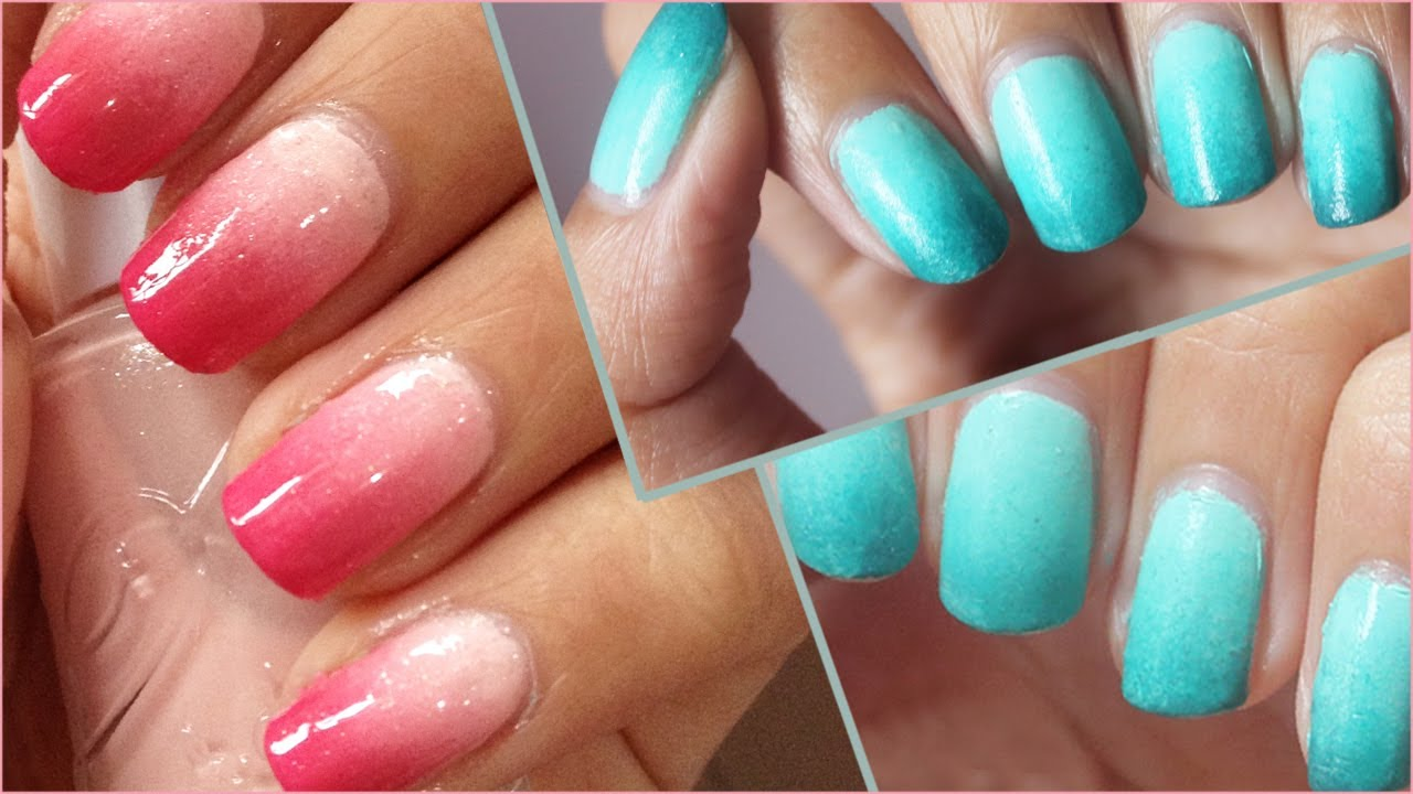 ombre nail-stayreading