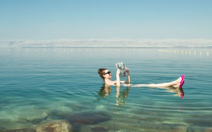 dead sea-stayreading